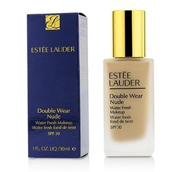 Estee Lauder Double Wear Nude Water Fresh Makeup SPF 30 - # 2C3 Fresco  30ml/1oz