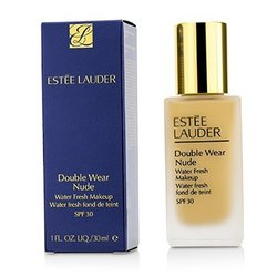 Estee Lauder Double Wear Nude Water Fresh Makeup SPF 30 - # 3W1.5 Fawn  30ml/1oz