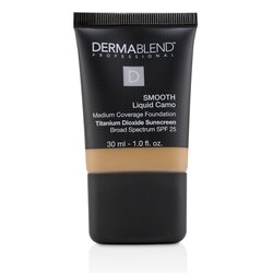 Dermablend Smooth Liquid Camo Foundation SPF 25 (Medium Coverage) - Sienna (40W)  30ml/1oz