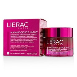 Lierac Magnificence Night Detoxifying Smoothing Gel-In-Balm  50ml/1.7oz