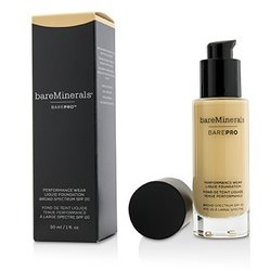 BareMinerals BarePro Performance Wear Liquid Foundation SPF20 - # 02 Dawn  30ml/1oz