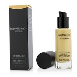 BareMinerals BarePro Performance Wear Liquid Foundation SPF20 - # 03 Champagne  30ml/1oz