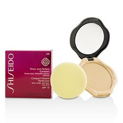 Shiseido Base Compacta Pura & Perfecta SPF15 - #I00 Very Light Ivory  10g/0.35oz