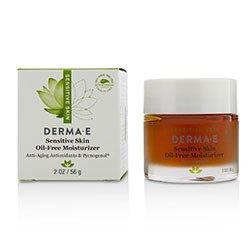Derma E Sensitive Skin Oil-Free Moisturizer  56g/2oz