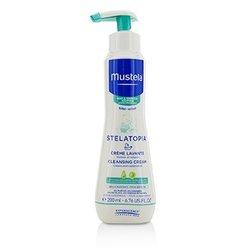 Mustela Stelatopia Cleansing Cream - For Atopic-Prone Skin  200ml/6.76oz