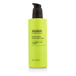 Ahava Deadsea Water Mineral Body Lotion - Prickly Pear & Moringa  250ml/8.5oz