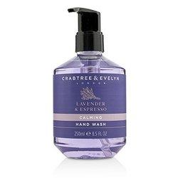 Crabtree & Evelyn Lavender & Espresso Calming Hand Wash  250ml/8.5oz