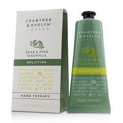 Crabtree & Evelyn Pear & Pink Magnolia Uplifting Hand Therapy  100ml/3.45oz