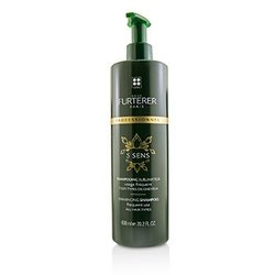 Rene Furterer 5 Sens Enhancing Shampoo - Frequent Use, All Hair Types (Salon Product)  600ml/20.2oz