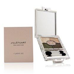 Jill Stuart Ribbon Couture Eyes - # 16 Sweet Khaki Chiffon  4.7g/0.16oz