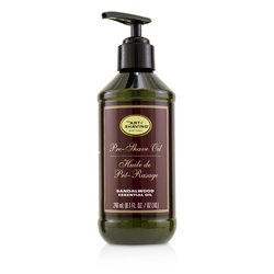 The Art Of Shaving Pre-Shave Oil - Sandalwood Essential Oil (With Pump)  240ml/8.1oz