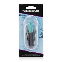 Tweezerman Mini Nail Rescue 4pcs Set  4pcs