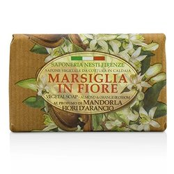 Nesti Dante Marsiglia In Fiore Vegetal Soap - Almond & Orange Bloosom  125g/4.3oz
