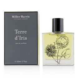 Miller Harris Terre D'Iris Eau De Parfum Spray (New Packaging)  50ml/1.7oz