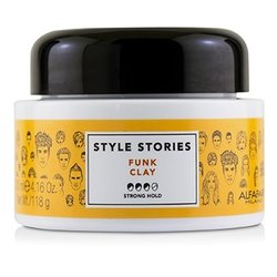 AlfaParf Style Stories Funk Clay (Strong Hold)  100ml/4.16oz