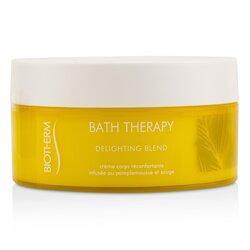 碧欧泉  Bath Therapy Delighting Blend Body Hydrating Cream  200ml/6.76oz