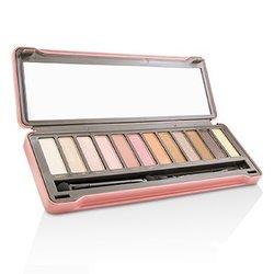 BYS Eyeshadow Palette (12x Eyeshadow, 2x Applicator) - Peach  12g/0.42oz