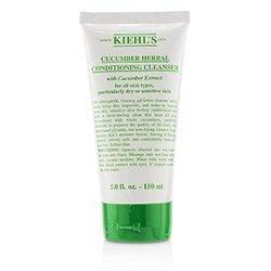 Kiehl's Cucumber Herbal Conditioning Cleanser  150ml/5oz