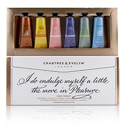 Crabtree & Evelyn Hand Therapy 6-Pieces Collection  6x25ml/0.86oz