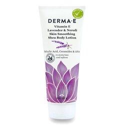 Derma E Vitamin E Lavender & Neroli Therapeutic Shea Body Lotion  227g/8oz