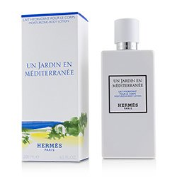 Hermes Un Jardin De Mediterranee Body Lotion  200ml/6.7oz