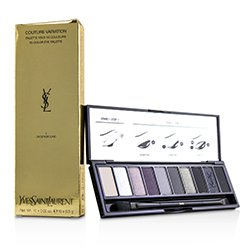 입생로랑 Couture Variation 10 Color Eye Palette - # 04 Underground  10x0.02g/0.5g