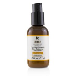 Kiehl's Dermatologist Solutions Powerful-Strength Line-Reducing Concentrate (With 12.5% Vitamin C + Hyaluronic Acid)  75ml/2.5oz