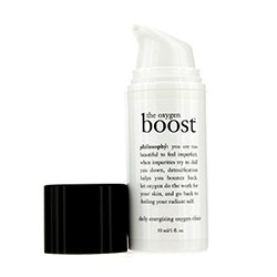 Philosophy Creme The Oxygen Boost Daily Energizing Oxygen Elixir  30ml/1oz