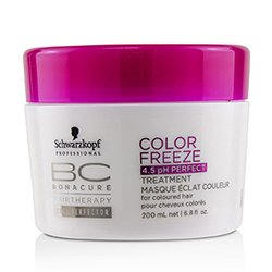 Schwarzkopf BC Color Freeze pH 4.5 Perfect Treatment Masque (For Coloured Hair)  200ml/6.8oz