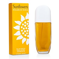 Elizabeth Arden Sunflowers Eau De Toilette Spray  50ml/1.7oz