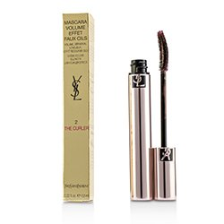 입생로랑 Volume Effet Faux Cils The Curler Mascara - # 02 Fearless Brown  6.6ml/0.22oz