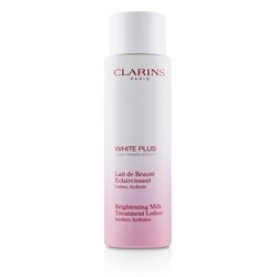 Clarins White Plus Pure Translucency Brightening Milk Treatment Lotion  200ml/6.7oz