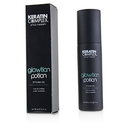 Keratin Complex Style Therapy Glowtion Potion Styling Oil (For Healthy, Soft, Shiny Hair)  100ml/3.4oz