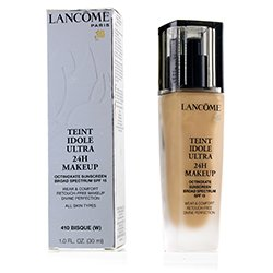 Lancome Teint Idole Ultra 24H Wear & Comfort Fdn SPF 15 - # 410 Bisque W (US Version)  30ml/1oz