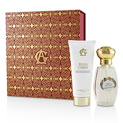 Annick Goutal Vent De Folie & Petite Cherie Coffret: Vent De Folie Eau De Toilette Spray 100ml/3.4oz + Petite Cherie Perfumed Body Cream 100ml/3.4oz  2pcs