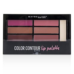 Maybelline Color Contour Lip Palette - # 02 Blushed Bombshell  5g/0.17oz