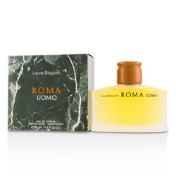 Laura Biagiotti Roma Uomo Eau Toilette Spray  125ml/4.2oz
