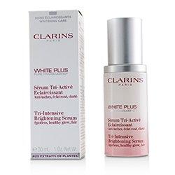 Clarins White Plus Pure Translucency Tri-Intensive Brightening Serum  30ml/1oz