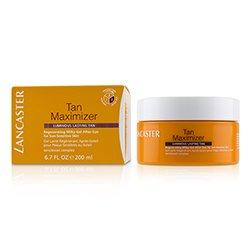 Lancaster Tan Maximizer Regenerating Milky-Gel After-Sun For Sun-Sensitive Skin - Luminous Lasting Tan  200ml/6.7oz