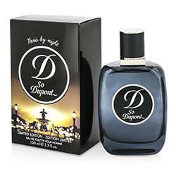 S. T. Dupont So Dupont Paris by Night Eau De Toilette - Suihke (Limited Edition)  100ml/3.3oz