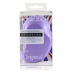 Tangle Teezer The Original Detangling Hair Brush - # Sweet Lilac (For Wet & Dry Hair)  1pc