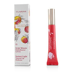 Clarins Eclat Minute Instant Light Natural Lip Perfector - # 13 Pink Grapefruit  12ml/0.35oz