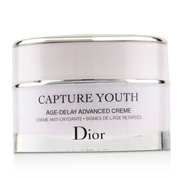 Christian Dior Capture Youth Age-Delay Crema Avanzada  50ml/1.7oz
