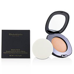Elizabeth Arden Flawless Finish Everyday Perfection Bouncy Makeup - # 06 Natural Beige  9g/0.31oz