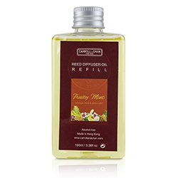 Carroll & Chan (The Candle Company) Reed Diffuser Refill - Fruity Mint  100ml/3.38oz