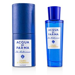 アクアディパルマ Blu Mediterraneo Cedro Di Taormina Eau De Toilette Spray  30ml/1oz
