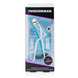 Tweezerman Curl 60* Lash Curler (For Round Shaped Eyes)