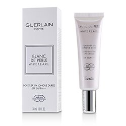 Guerlain Blanc De Perle White P.E.A.R.L. Long Lasting UV Shield SPF50 PA++++  30ml/1oz