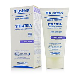 Mustela  Stelatria Protective Cleansing Gel - For Irritated Skin (Exp. Date 12/2018)  150ml/5oz