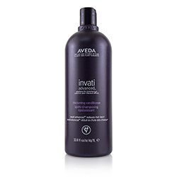 Aveda Invati Advanced Thickening Conditioner - Solutions For Thinning Hair, Reduces Hair Loss  1000ml/33.8oz